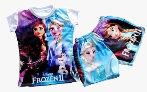 Conjunto Deportivo De Frozen