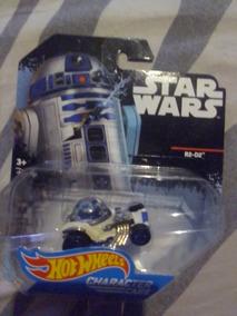 Carro Hotwheels Star Wars Original R2-d2