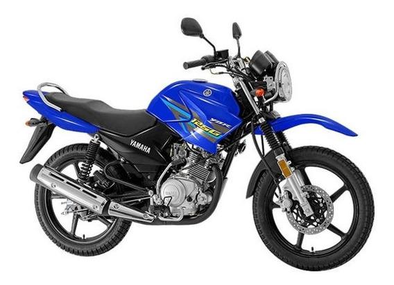 Motocicleta Yamaha Ybr125g