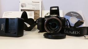 Câmera Fotografica Digital (hd) Lumix Dmc-fz35 Panasonic