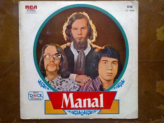 Manal Álbum Compilatorio De 1972 Rca Vik Lp
