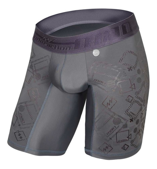 Mao Gel Print Boxer Deportivo Microfibra Perfect-fit Dry-fit