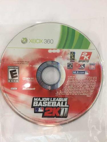 Mlb2k11 Xbox360