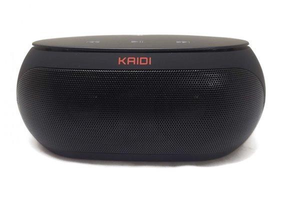 Caixa De Som Bluetooth Portátil Com Rádio Fm Kaidi Kd813
