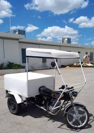 Motocarro De Carga