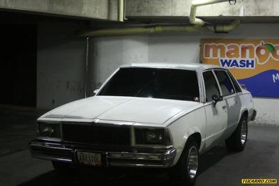 Chevrolet Malibú Automatico
