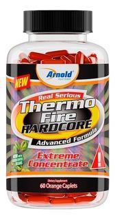 Thermo Fire Hardcore Arnold Nutrition 60 Tabs Termogenico