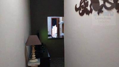Apartamento Com 2 Dormitórios À Venda, 55 M² Por R$ 250.000 - José Menino - Santos/sp - Ap1673