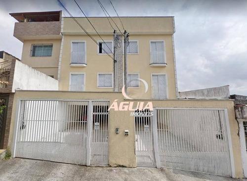 Imagem 1 de 12 de Apartamento Com 2 Dormitórios À Venda, 37 M² Por R$ 190.000,00 - Jardim Santo André - Santo André/sp - Ap2553