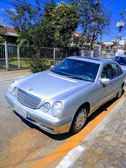 Mercedes-benz Classe E 3.2 Elegance 4p 2000