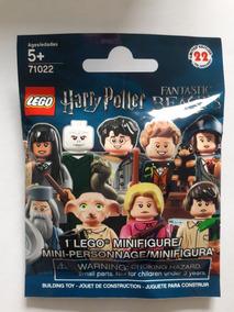 Lego Minifiguras Harry Potter Fantastic Beasts-