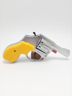 Revolver Fulminantes Gran Juguete + 9 Aros De Fulminantes =)