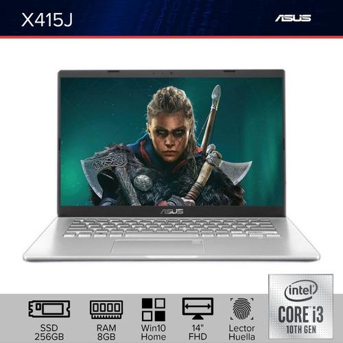 Imagen 1 de 7 de Oferta! Asus Core I3 10ma Ssd 256gb Ram 8gb Win10 Licenciad