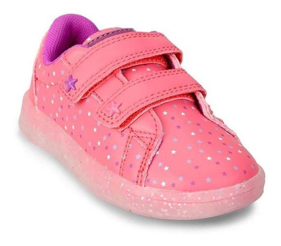Zapatilla Atomik Footwear Casual Velcro Mira 1302d5