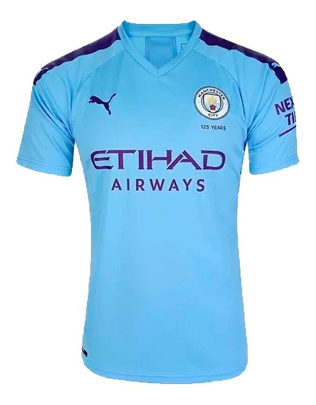 Camiseta Puma Manchester City 2019/2020 - Original