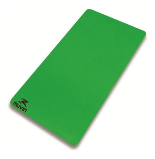 Colchonete Em Eva Cnf-100 100cm X 50cm X 1cm - Verde - Muv