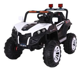 Buggy 4 Motores Para Niños Con Control