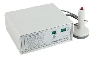 Selladora Manual De Inducción De 600w Para Tapa De 60-130mm