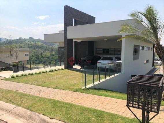 Casa À Venda Em Condomínio Campo De Toscana - Ca004475