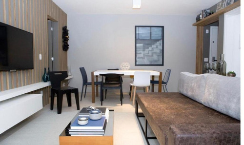 Apartamento Com 1 Dormitório À Venda, 58 M² Por R$ 660.000,00 - Vila Madalena - São Paulo/sp - Ap26639