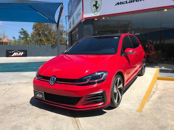 Volkswagen Golf Gti 2.0 Dsg Navegación Piel At 2018