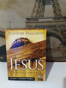 Jesus - A Vida Completa - Nova Edição Com Dicionário..