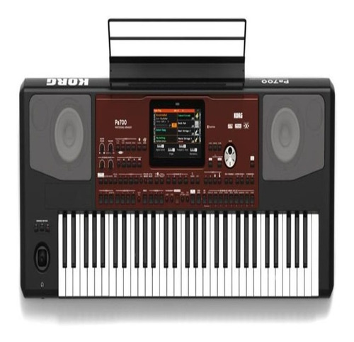 Imagen 1 de 1 de Korg Pa700 Professional Arranger 61-key With Touchscreen And