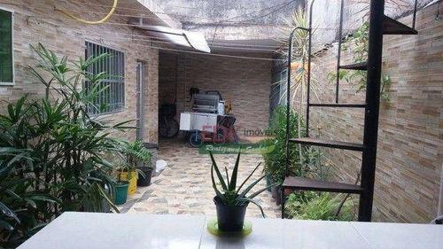 Imagem 1 de 17 de Casa Com 2 Dormitórios À Venda, 200 M² Por R$ 144.000,00 - Jardim Lourdes - Ferraz De Vasconcelos/sp - Ca6582