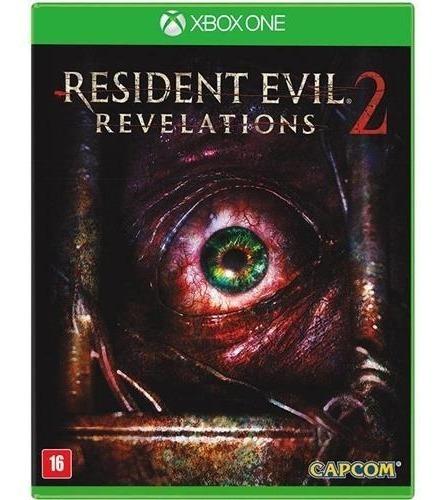 Jogo Resident Evil Revelations 2 One Mídia Física   Vitrine