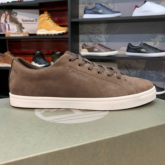 Tenis Timberland Skape Park Leather 3 Colores Look Trendy