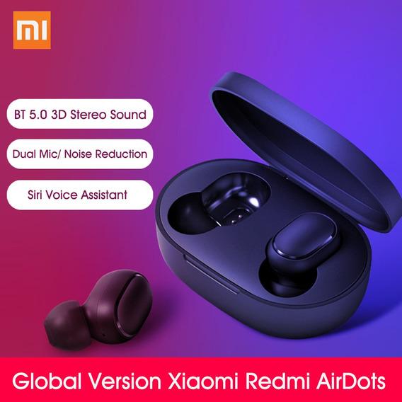 Audifonos Xiaomi Redmi Airdots Versión Internacional