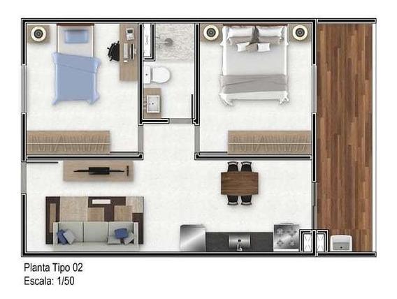 (k.a) Residencia Possui Torres Únicas Com 7 Pavimentos