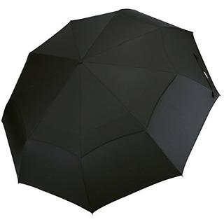 G4free Paraguas De Golf Plegable Y Compacto A Prueba De V...