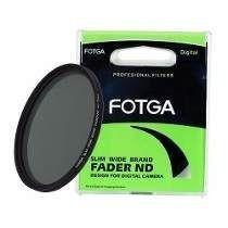Filtro Fotga 52mm Slim Fader Nd Variável Nd2 Até Nd400