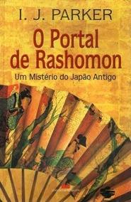 Livro O Portal De Rashomon