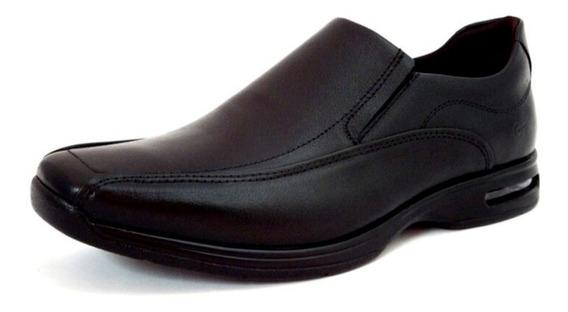 Sapato Masculino Casual Democrata Sem Cadarço 448027