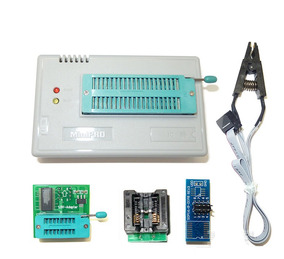 Gravador Tl866cs Pinça Soic8 150 209 1.8v Tl866cs Bios
