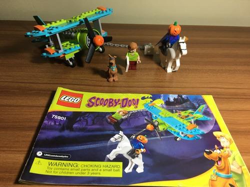 Lego 75901: Scooby Doo Aventuras En El Avión Misterioso