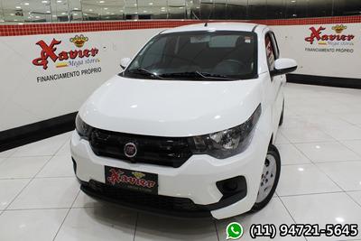 Fiat Mobi Like 1.0 2017 Branco Financiamento Próprio 3285