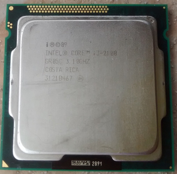 Processador Intel Core I3-2100 3.1 Ghz !!!