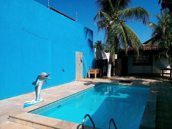 Casa Em Candelária, Natal/rn De 300m² 4 Quartos À Venda Por R$ 750.000,00 - Ca288804