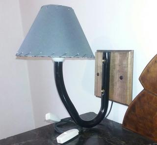 Velador / Lámpara De Pared