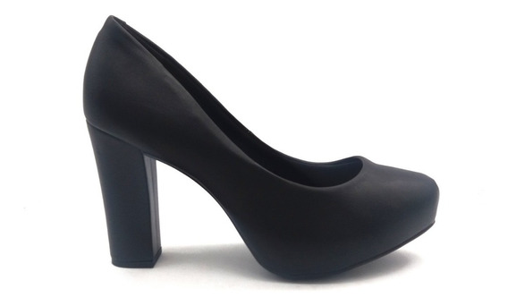 Zapato Vestir Stiletto Beira Rio Taco Alto Dama 4788.200
