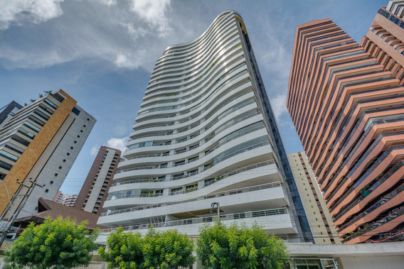 Apartamento 3 Quartos Mobiliado - Avenida Beira Mar, Piscina