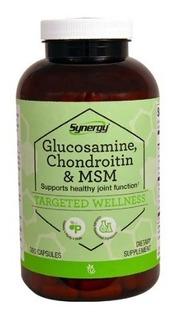 Glucosamina Condroitina Msm Synergy Vitacost 360 Caps
