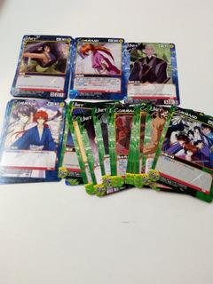 Rurouni Kenshin Samurai X Trading Cards Crusade