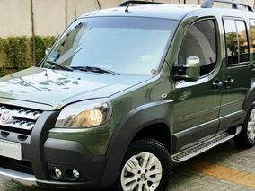 Fiat Doblo Acessivel 2014 1.8 16v Adventure Flex | Maxvan