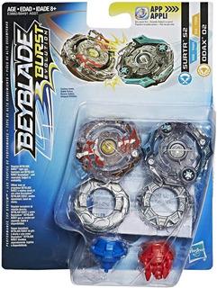 Beyblade Burst Evolution Dual Pack Surtr S2y Odax O2