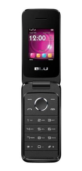Celular Blu T370 Diva Flex Dual Chip Tela 1.8 Bluetooth
