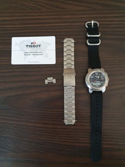 Relógio Tissot T-touch Titanium ExpertRef. T33778851